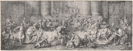 The Feast in the House of Simon