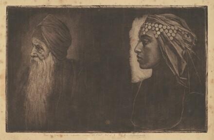 Salomon and Cleopatra