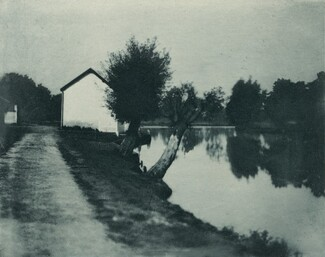 The Moonlit River