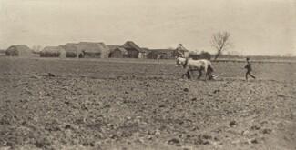 Marsh Farm in Early Spring