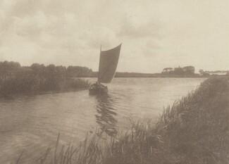 image: A Dutch Waterway
