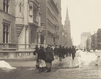 image: A Sunday Morning, New York