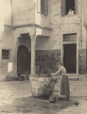 image: A Venetian Well