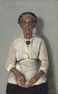 Archibald John Motley Jr., Portrait of My Grandmother, 1922