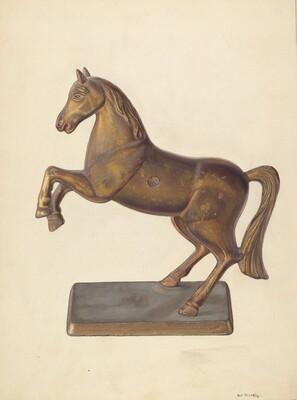 Rearing Horse Bank
