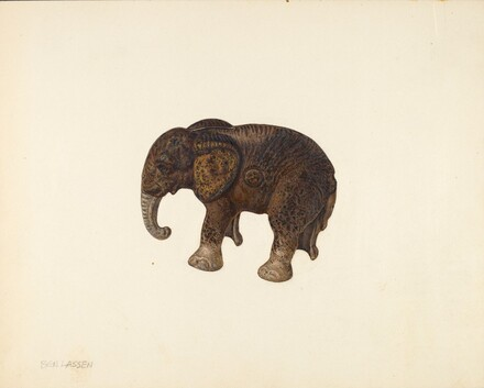 Penny Bank (Elephant)