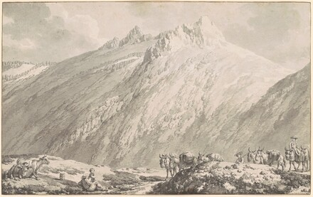 The Grimsel Pass