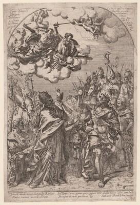 Attila at the Gates of Rome