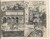 View of the Quadrant: the Main Door, the Square, the Church and the Loggia of the Monastery of the Monte della Vernia (Prospettiva dell'ingresso della prima porta, con la Piazza, Chiesa, & Loggie del Monastero del Monte della Vernia, come sta quest'Anno MDCXII)