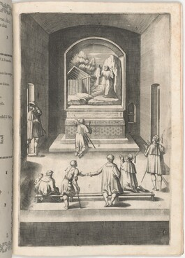 Chapel of the Cross (Cappella della Croce) [plate L]