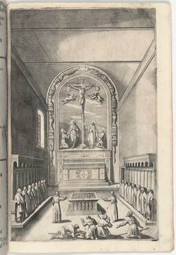 Church of the Stigmata (Chiesa delle Stimmate) [plate M]