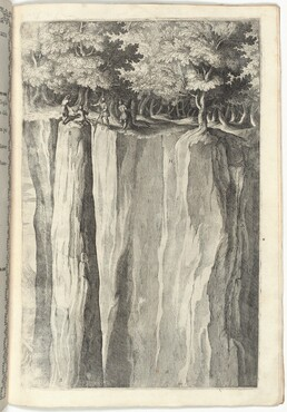The Rock of Brother Wolf (Sasso di fra' Lupo) [plate V]
