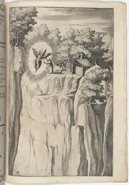 Stigmata of Saint Francis (Stimmate di San Francesco) [plate Y]
