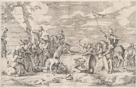 The Death of Atilius Regulus