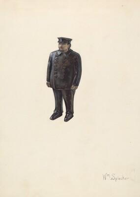 Bank: Policeman