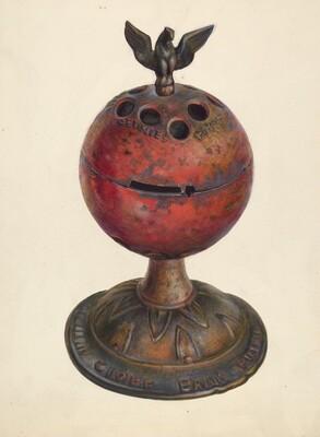 Toy Bank: Globe