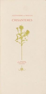 Crisantemes