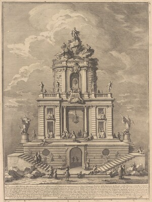 The Seconda Macchina for the Chinea of 1751: The Palace of Wisdom, Studies, and the Sciences