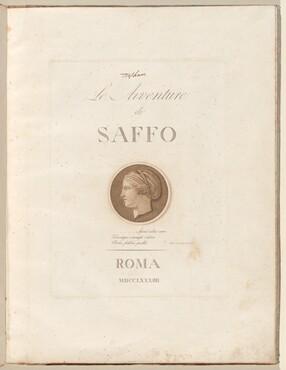 Le Avventure di Saffo (The Adventures of Sappho)