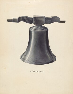 Bell - From Swedish Church