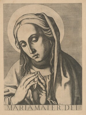 Bust of the Virgin