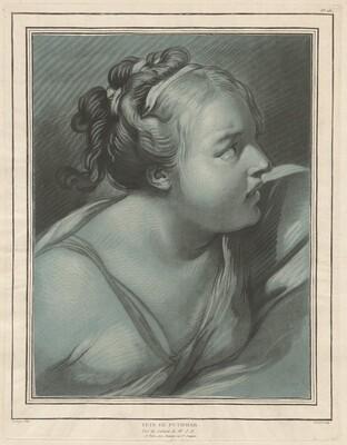 Tête de Putiphar (Head of Potiphar's Wife)