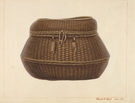 Traveling Basket