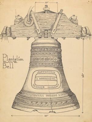 Fontainbleau Plantation Bell