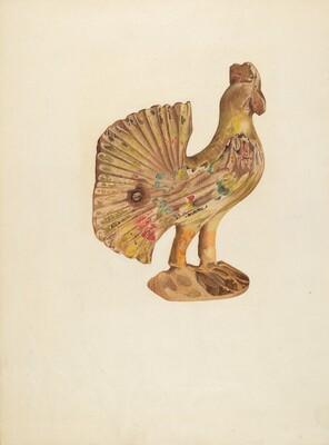 Wooden Chicken