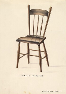 Bishop Hill: Chair