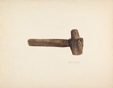 Blacksmith's Hammer
