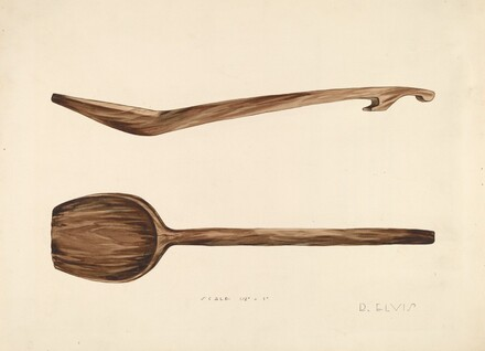 Bishop Hill: Wooden Spoon