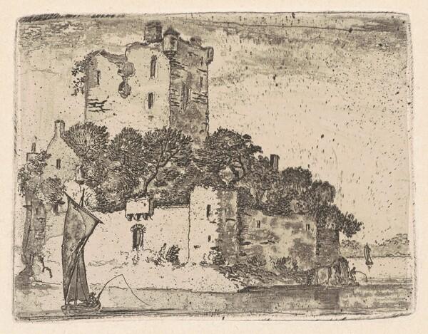 Loch Orr Castle