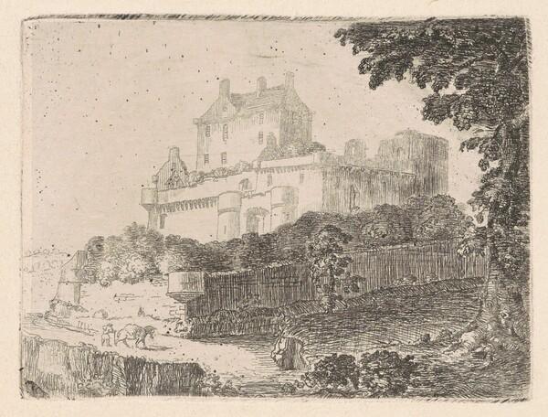 Dalhousie Castle I