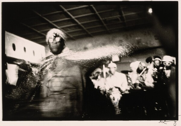 Sun Ra Space II, New York, New York