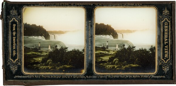 General View from the American Side (Niagara Falls)