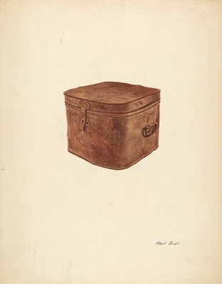 Copper Storage Box