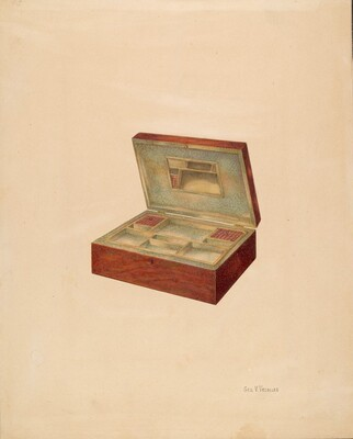 Jewelry or Sewing Box