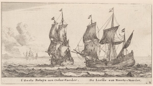 Two Merchant-Men: the Geele Fortuÿn, Trading in the Baltic, and the Liefde, Trading in Norway