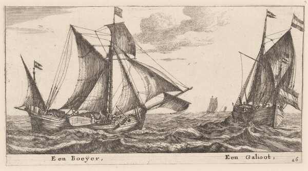 A Boeier and a Galliot