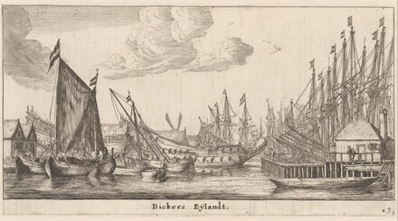 Bicker's Island, Amsterdam