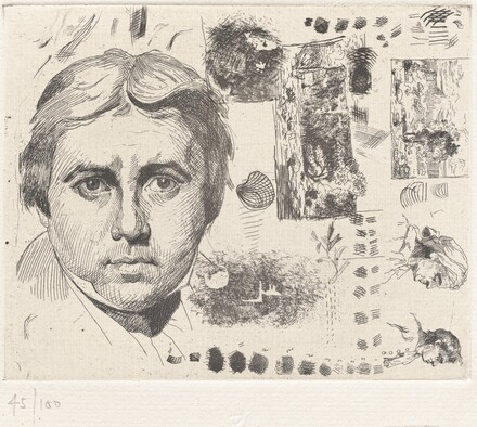 Portrait d'Ingres (Portrait of Ingres)