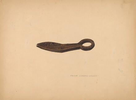 Lumberman's Brailing Pin