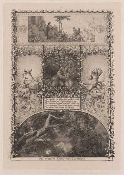 Des Pfarrers Tochter von Taubenhein (The Parson's Daughter from Taubenhain)