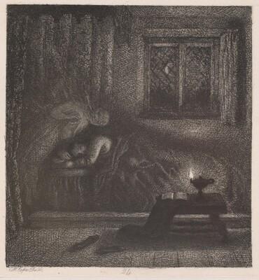 Milton's Dream of his Deceased Wife