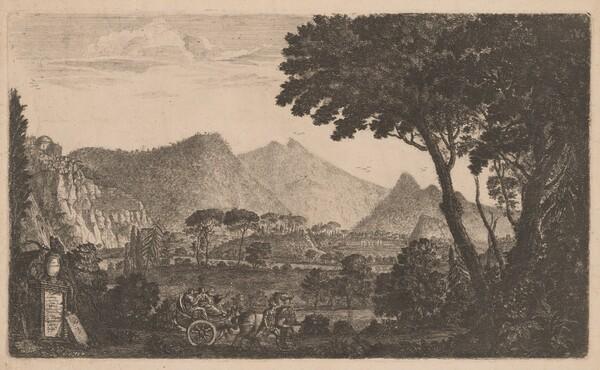 Horace's Sabine Villa