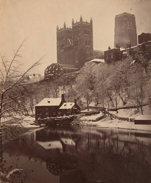 Durham Cathedral in Winter