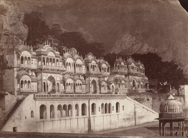 The King's Temples, Ulwar