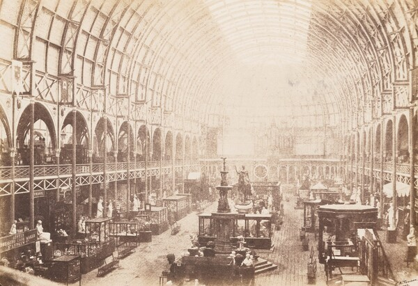 The Dublin Great Industrial Exhibition of 1853