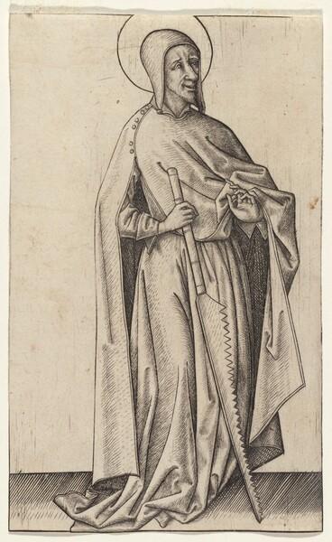 The Apostle Simon Zelotes